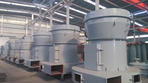 活性炭雷蒙磨粉机